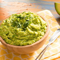 Simple Smooth Guac