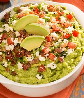 Crispy Bacon Guac