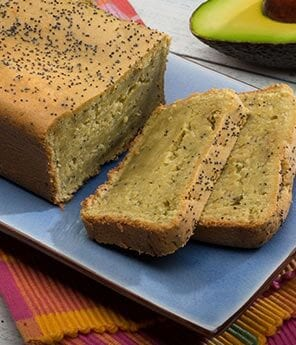 Avocado Poppy Seed Pound Cake Avocados From Mexico