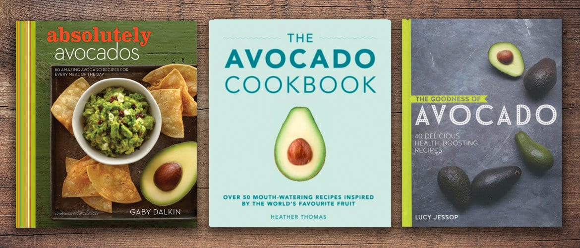 Avocado cookbook round up avocados from mexico forumfinder Image collections