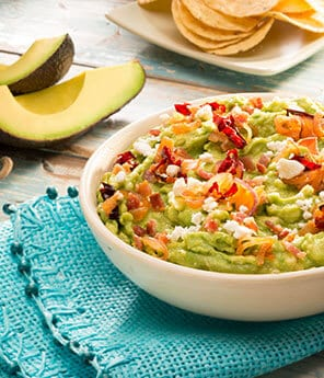 Fired Up Tequila Guac