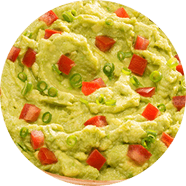 Smooth Spicy Guac