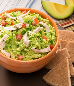Chicken Guacamole