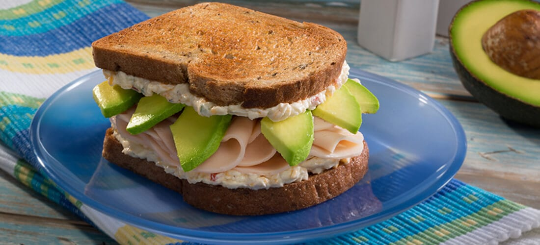 Turkey And Avocado Sandwich Recipes Avocados From Mexico