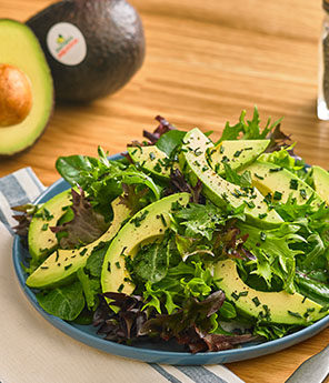 AVOCADO GREEN SALAD