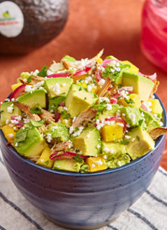 PICKLED PORK GUAC