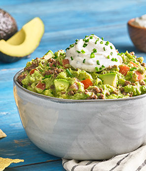 GUAC ON THE RANCH